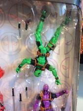 Marvel Legends Deadpool Rainbow Squad GREEN DEADPOOL SOLO 3.75 NEW