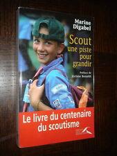 SCOUT UNE PISTE POUR GRANDIR - Marine Digabel 2006