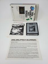 Atari 7800 Centipede Video Game Complete with Box and Instructions Cib Authentic