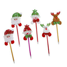 1pc Cute Christmas Santa Claus Ballpoint Pen Office School Supplies Stationery
