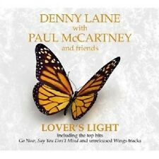 "DENNY Laine/Paul McCartney ""Lover 's Light"" CD NUOVO"