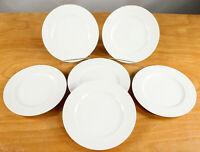 6 Frühstücks Teller Ø 19,5 cm Rosenthal Variation Tapio Wirkkala Porzellan
