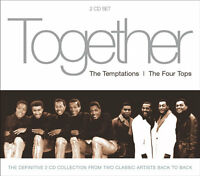 The Temptations My Girl The Four Tops Reach Out On 2 CD
