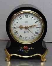 Mechanische Uhr Spieluhr Wecker Paladin Musikuhr vintage musical alarm clock 60s