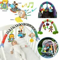 Baby Stroller/Bed/Crib Hanging Toys For Tots Cots Seat Cute Plush Rattles