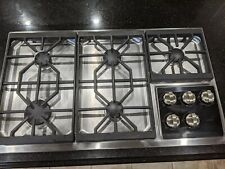 """WOLF 36"""" GAS COOKTOP  CT36G/S"""