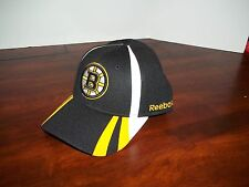 NWT REEBOK BOSTON BRUINS FACE OFF COLLECTION HAT ADJ STRAP