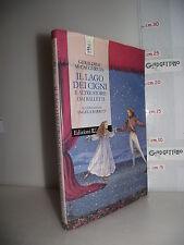 LIBRO McCaughrean IL LAGO DEI CIGNI altre storie Balletti ed.'04 Illust.Barrett☺