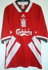 "EX! Liverpool FC 1993/1994/1995 XL Home Shirt  44"" - 46"" 93/94/95"