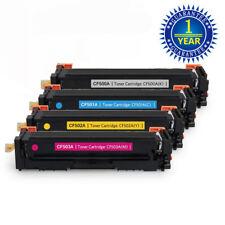 4PK CF500A 202A Laser Toner Set for HP LaserJet Pro MFP M281cdw M281fdn M254dn