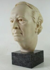Arno Breker Kopf Prof. K. Büste Skulptur Unikat signiert dat 1985-86 WK1