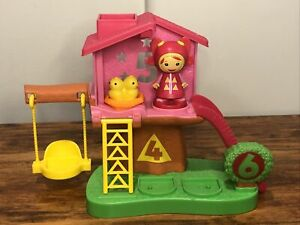 Rare Fisher-Price Team Umizoomi Milli Mighty Matching Treehouse Playset Retired