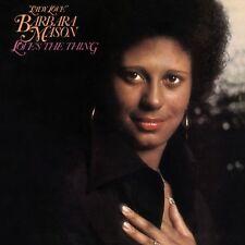 Barbara Mason - Love's the Thing [New CD] UK - Import