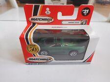 Matchbox Jaguar Xj220 in Green in Box