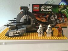 LEGO Star Wars 75015: Corporate Alliance Tank   With clone troopers & Droid