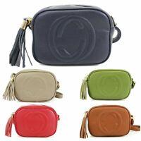Women's Tassel Crossbody Bag Ladies Messenger Shoulder Bag New Uk