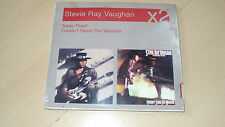CD  STEVIE RAY VAUGHAN  texas Flood, Couldn't Stand the Weather