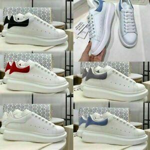 Damen Herren Sneaker McQueen bequemer Wanderschuhe sportlaufschuhe Outdoorschuhe