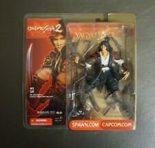 Yagyu Jubei Samurai's Destiny MCFARLANE TOYS Onimusha 2 MOC GV