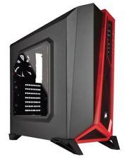 Cajas negro Corsair microatx para ordenador