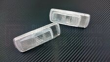 Phase 2 Front Fender Clear Side Markers For Nissan 180SX S13 240SX