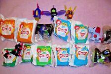 McDonalds Happy Meal Toy Poo-chi Petal-chi 2000s Sega Tiger Sealed Loose 17 Cat