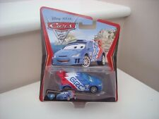 DISNEY PIXAR 2 RAOUL CAROULE CARS veicolo 1:55 N. 9