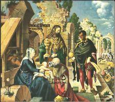 Umm al Kaiwain Bloque A34b (edición completa) nuevo 1971 Navidad