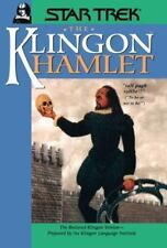 Star Trek: The Klingon Hamlet by Lawrence Schoen (2000, Paperback, Reprint)