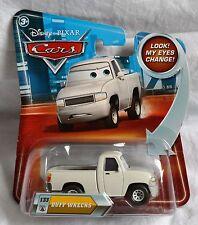 Disney Pixar Cars Lenticular Eyes Duff Wrecks Die Cast Truck NEW Mattel 2010