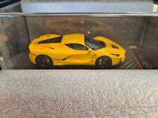 Ferrari LaFerrari giallo Modena  1/43  lim.ed. 09/49 BBRC137Y BBR