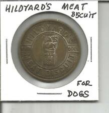 (J) So Called Dollar  Hildyard's Meat Biscuit For Dogs