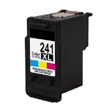 CL241 CL-241XL Color Ink or Canon Pixma MG3122 MG3220 MG3222 MG3520 MG3522