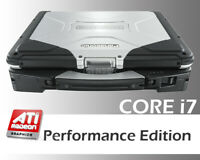 Performance Panasonic Toughbook CF-31 Core i7 2.9GHz w/ ATi RADEON Fully Rugged