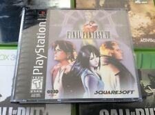 Final Fantasy VIII  (PlayStation, 1999)
