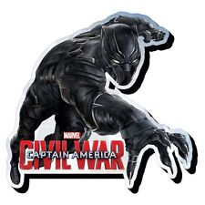New Funky Chunky Magnet * Black Panther * Captain America Civil War Movie Marvel