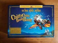 Box chitty chitty bang bang collector's edition