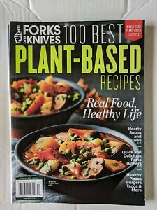Forks Over Knives 100 Best Plant Based Recipes 2021 Magazine