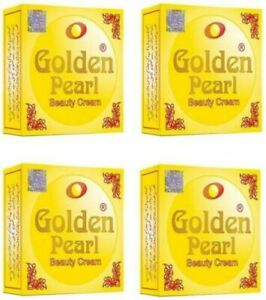4pc golden pearl old