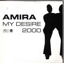 Amira-My Desire 2000 cd single