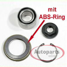 Ford Fiesta 5 V - Wheel Bearing Set with ABS Ring for Rear Die Rear Axle