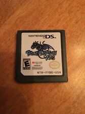 Nintendo DS Game Only Blue Dragon Plus