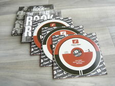 rockabilly 3CD rocknroll 50s blues THE FIRST ROCK AND ROLL RECORD elvis presley