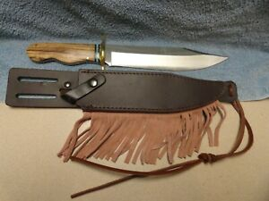 Bowie knife , p/n MRRP993  COWBOWIE, 8.5 INCH BLADE
