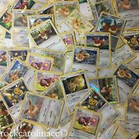 Pokemon EEVEE LOT x10 CARD LOT NM/M Pokemon Card Set PROMO, HOLO, NO DUPLICATES