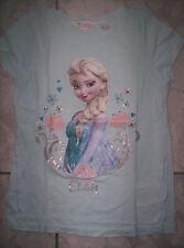 """""""H&M - FROZEN"""" Sommer-Shirt, mint m. """"Elsa"""",  neuw. Gr. 110-122"""