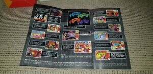 N64 / Gameboy Colour, A4 coloured consoles Poster