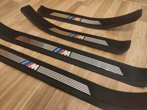 BMW E39 5 Series M Sport Entry Sill Kick Cover Plates OEM