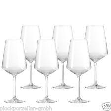 LEONARDO 6 x Rotweinglas PUCCINI 069554 Rotweingläser 6er-Set - 750 ml