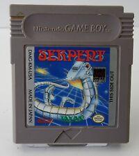 Serpent - Nintendo Game Boy GB